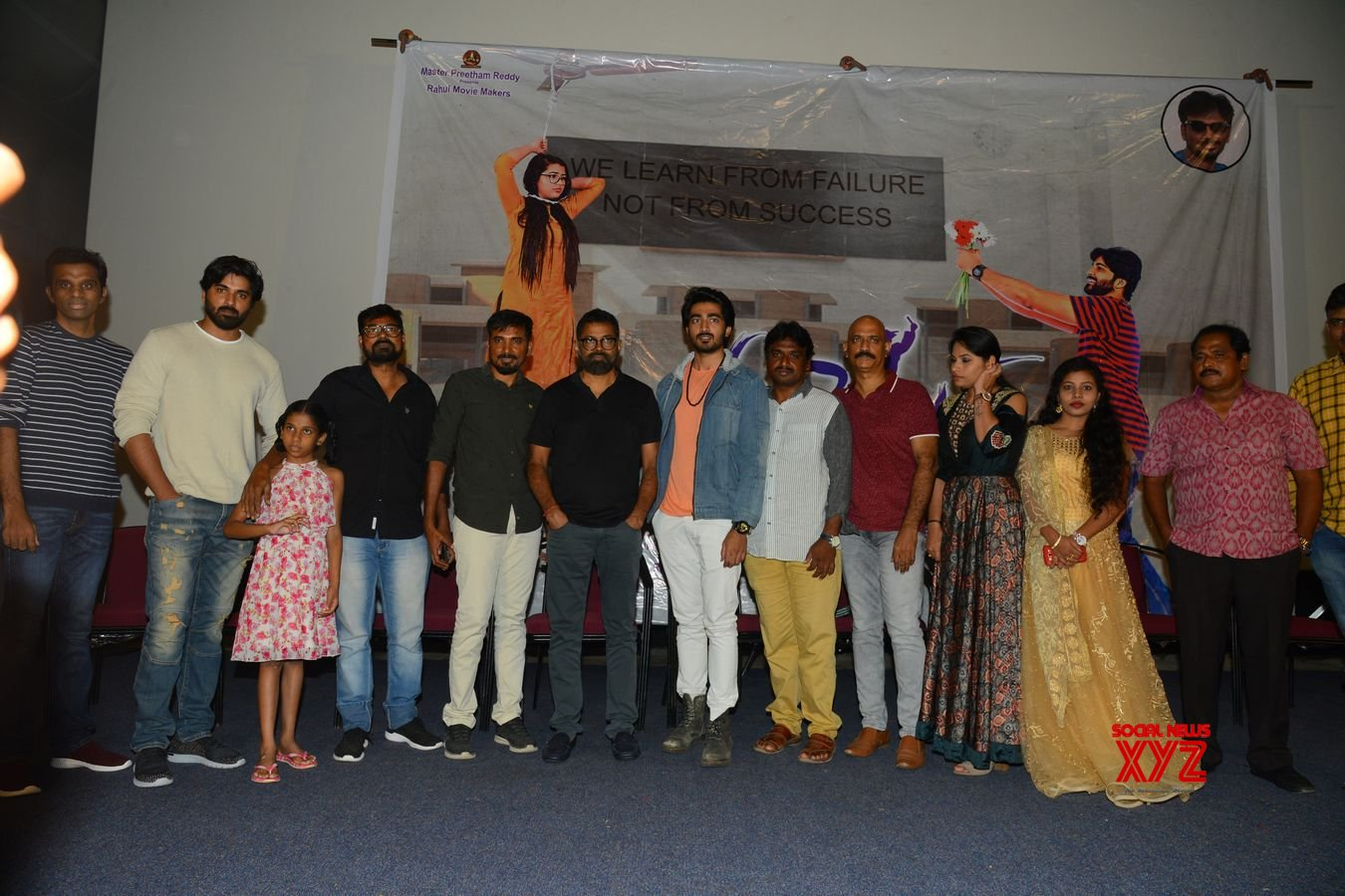 Sukumar launched Student Of The Year movie trailer