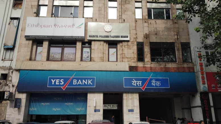 Yes Bank recovers after 9% fall