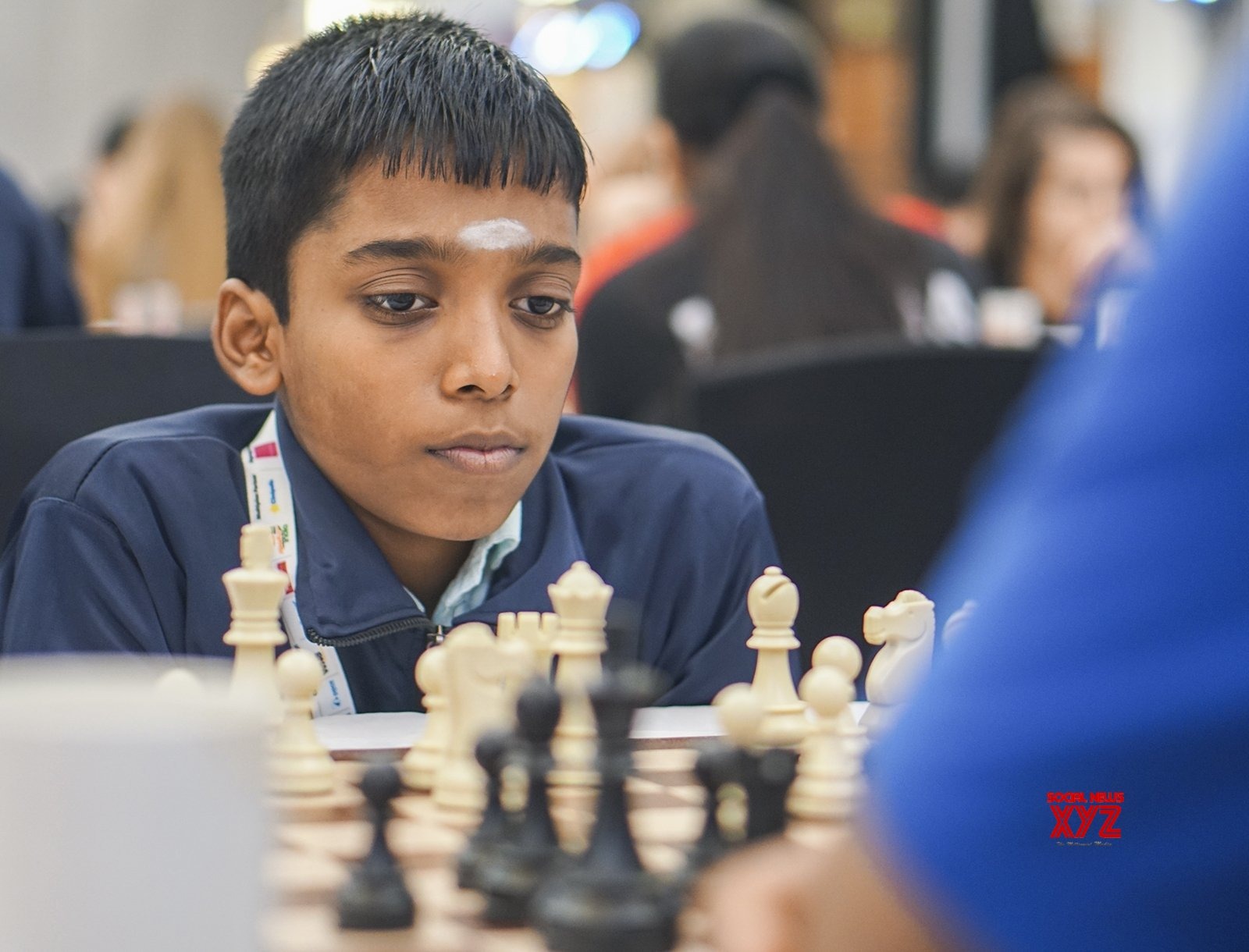 Mumbai: World Youth Chess Championship 2019 #Gallery
