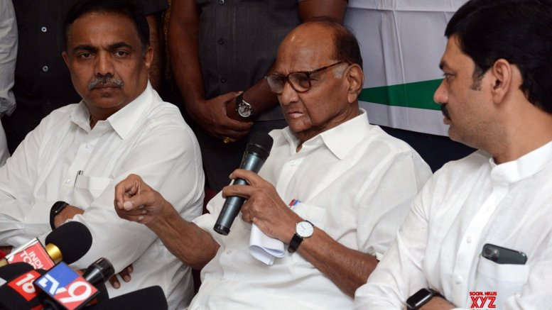 Another Pawar scion makes Maha poll debut