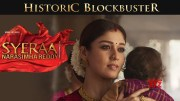 Sye Raa Narasimha Reddy - Historical Blockbuster | Promo 4| Chiranjeevi, Ram Charan | Surender Reddy