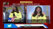 Kajal Aggarwal launches Happi mobiles store in Vizag - TV9 [HD] (Video)