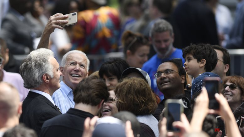 Biden won't hold campaign rallies amid pandemic
