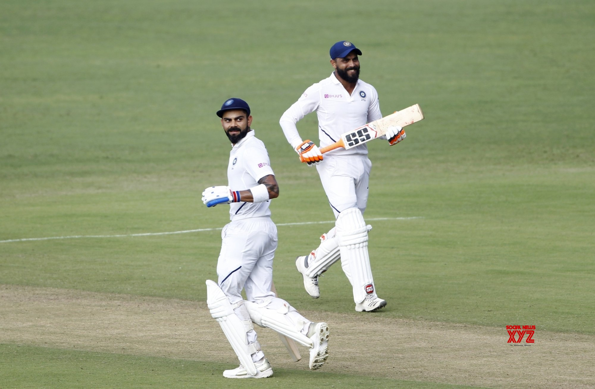 Pune: 2nd Test - India Vs South Africa - Day 2 (Batch - 17) #Gallery
