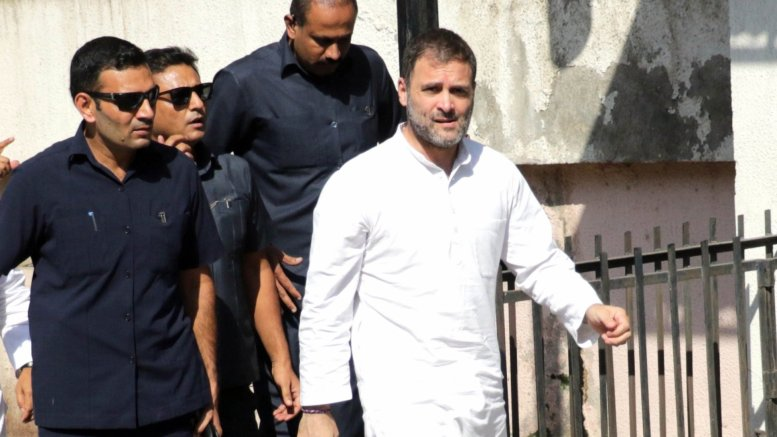 Ahmedabad court grants bail to Rahul in defamation case