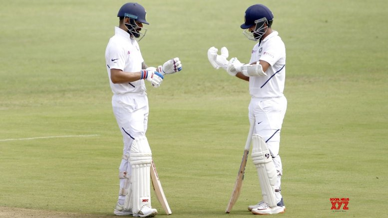 Me and Virat communicate really well while batting: Rahane