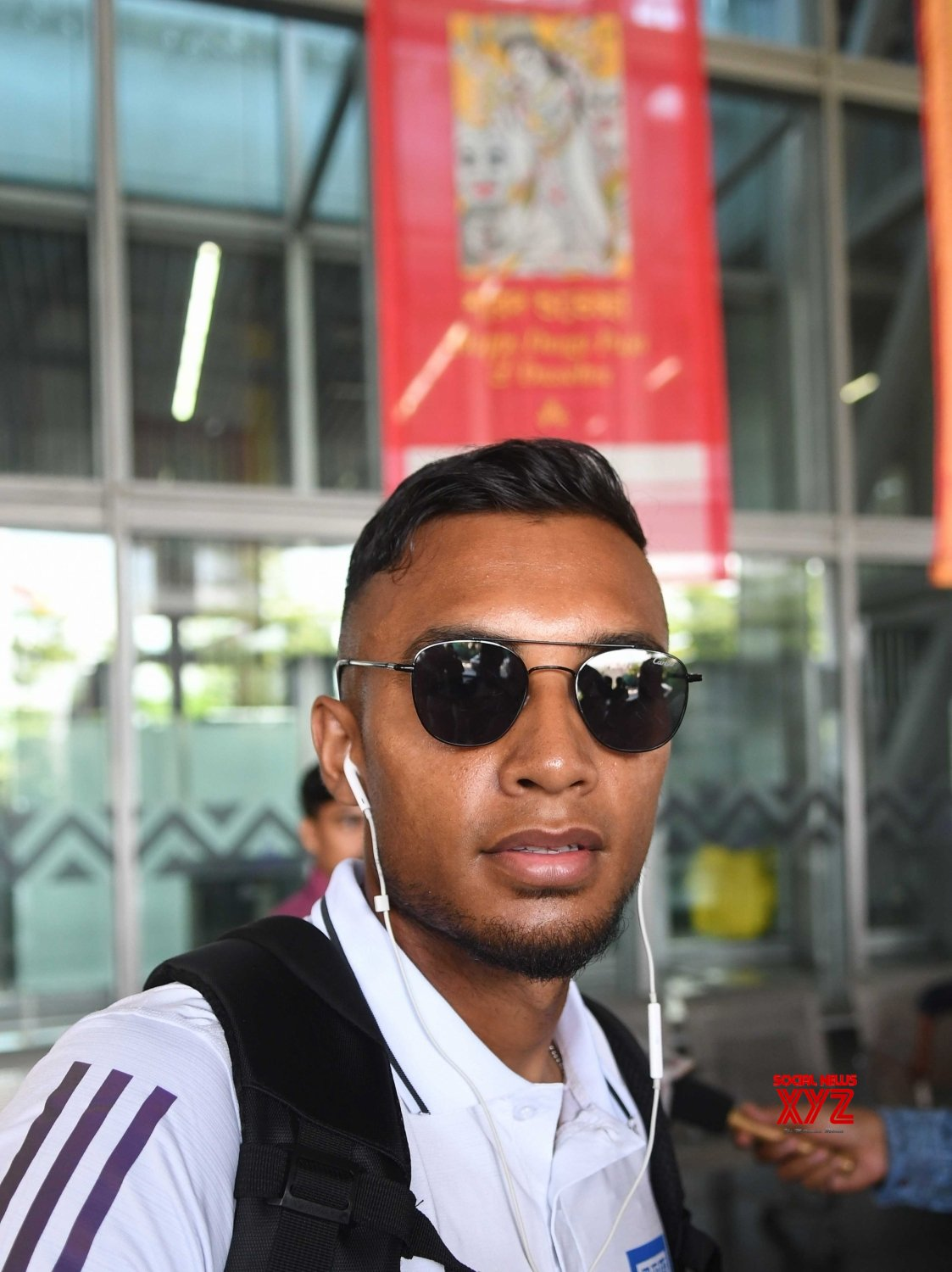 Kolkata: Bangladesh Football team arrives in India #Gallery