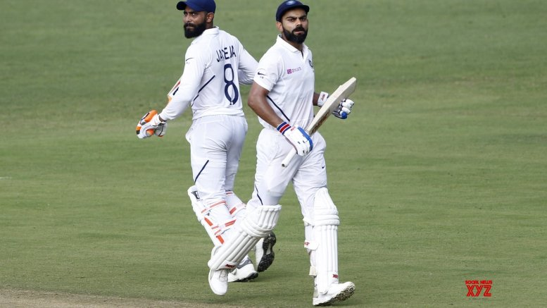 Kohli-Jadeja stand put India in driver's seat: Mayank