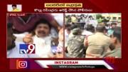 Ex Minister Kollu Ravindra arrested in Machilipatnam - TV9 [HD] (Video)