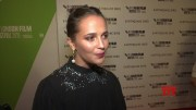 Vikander spreads wings for 'Earthquake Bird' [HD] (Video)