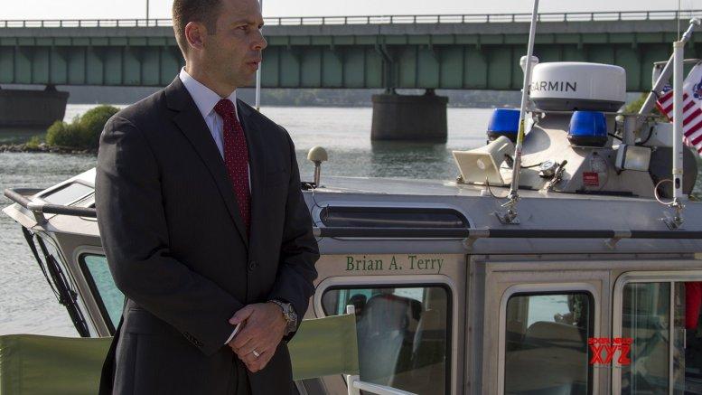 US Acting Homeland Security Secretary steps down
