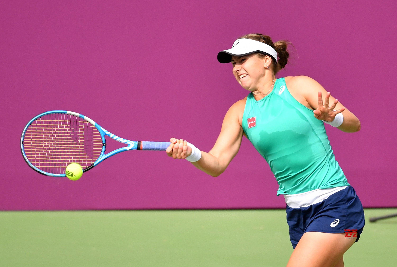 CHINA - TIANJIN - TENNIS - WTA - TIANJIN OPEN #Gallery