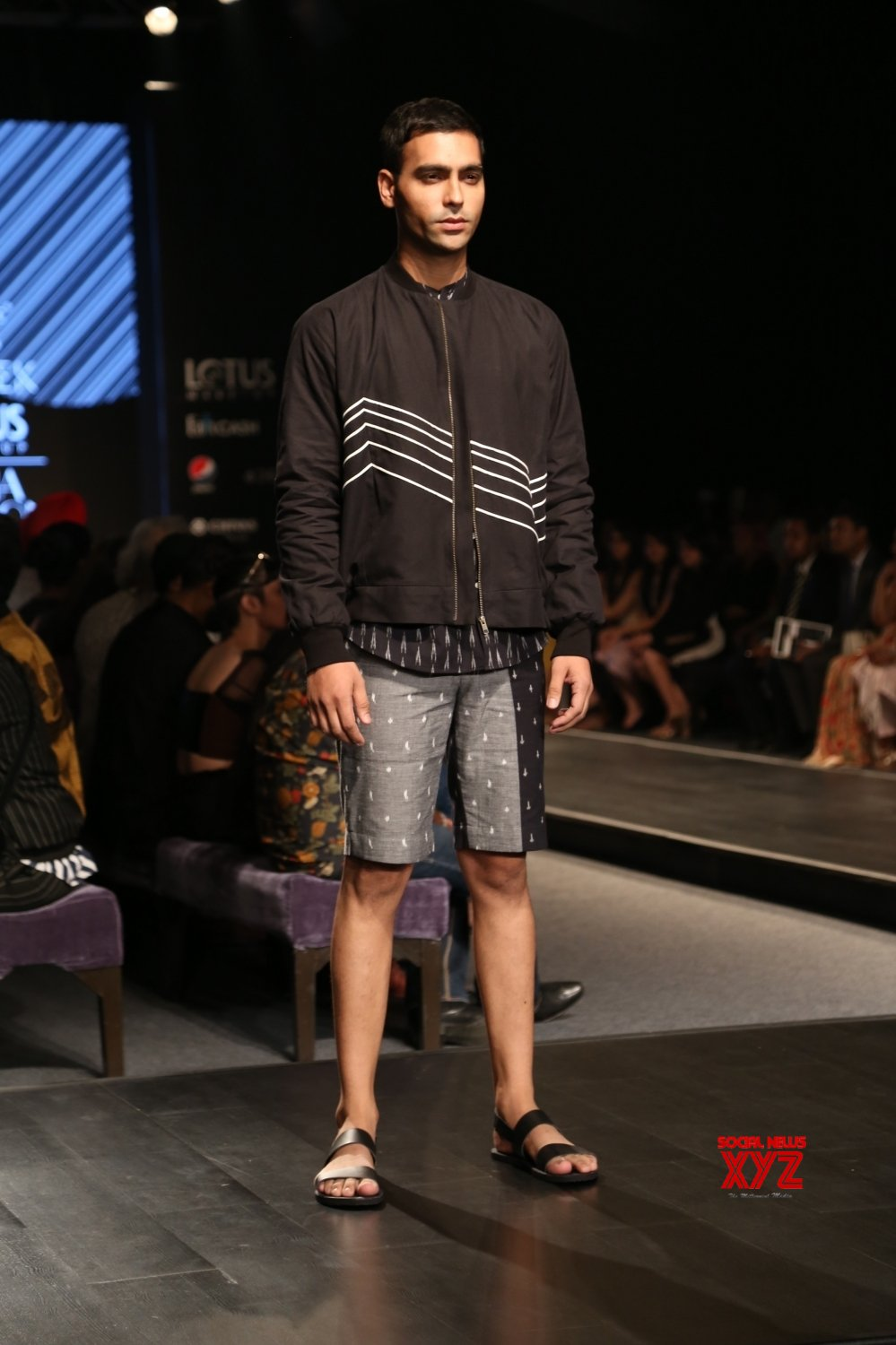 New Delhi: Lotus Make - up India Fashion Week - Day 4 - Bareek's collection showcased #Gallery