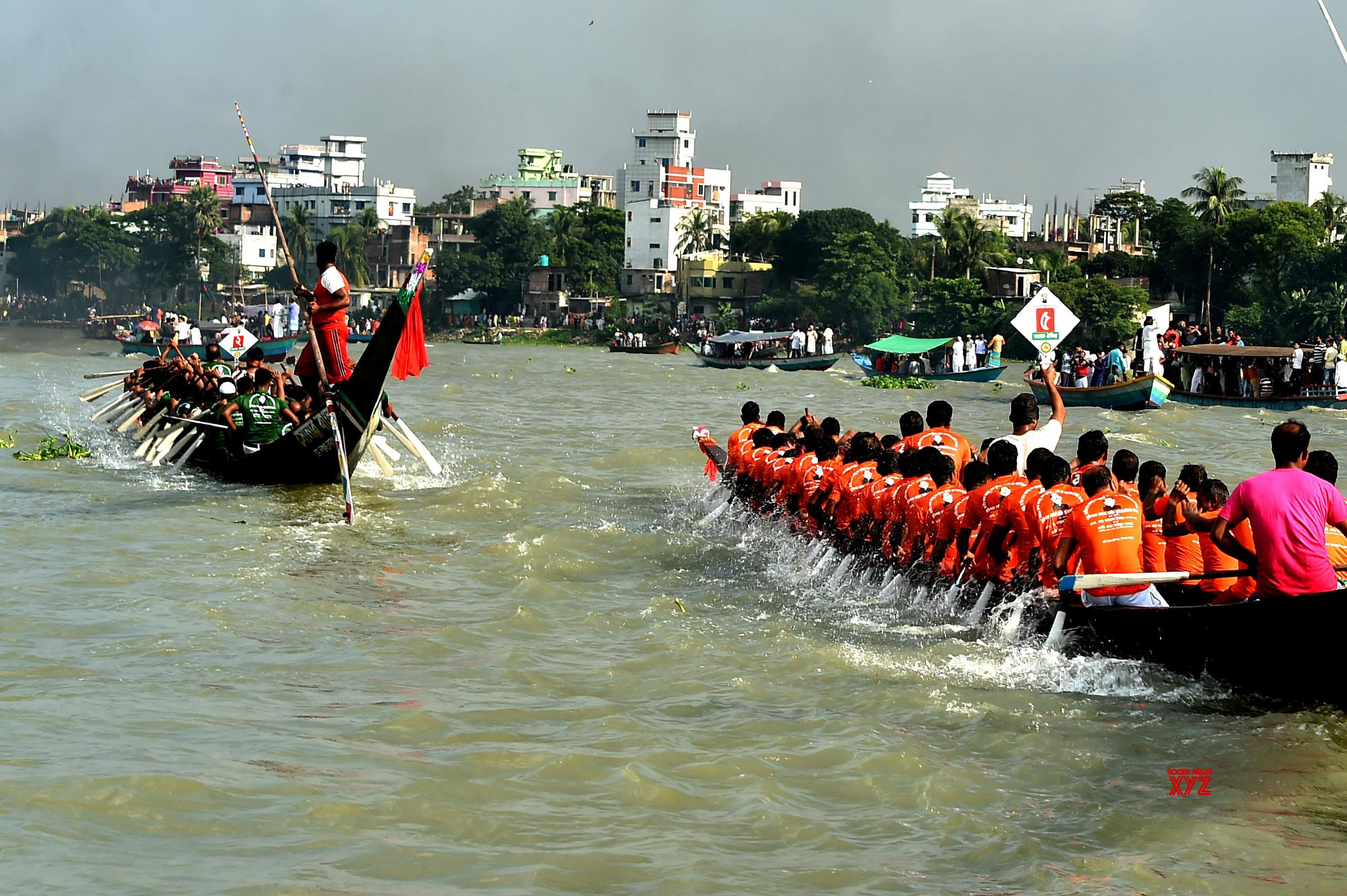 BANGLADESH - DHAKA - BOAT RACE #Gallery