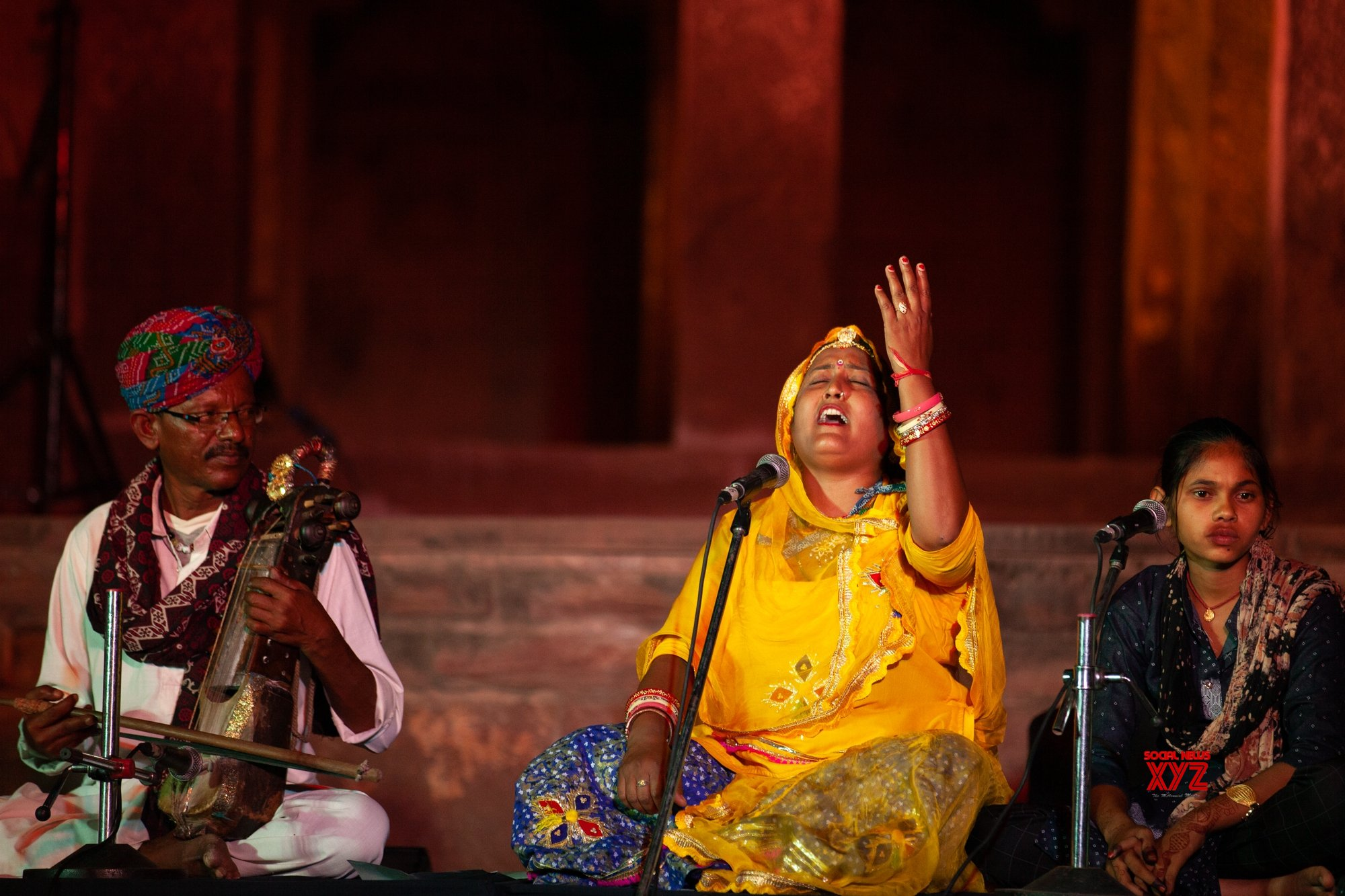 Jodhpur: The womanly voices of Rajasthani folk #Gallery