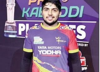 Yoddha's official partner wishes team luck for play-offs