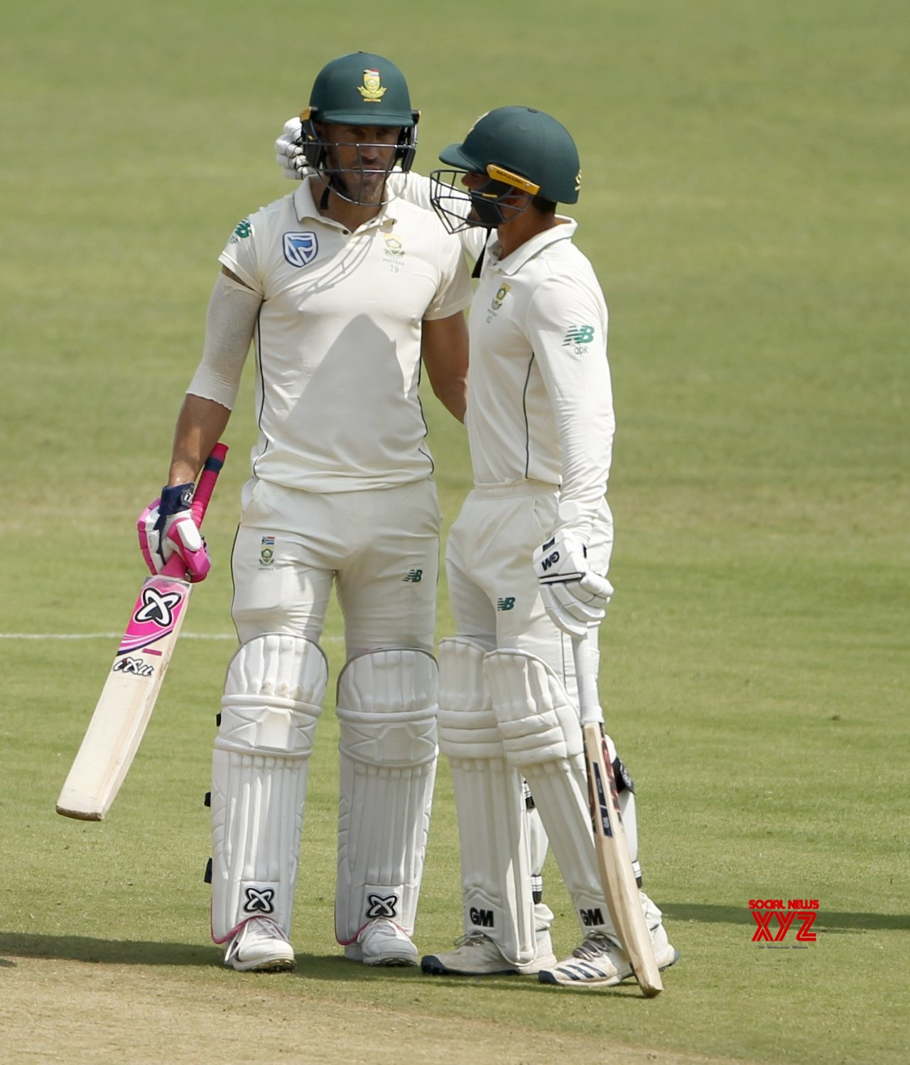 Pune: 2nd Test - India Vs South Africa - Day 3 (Batch - 7) #Gallery