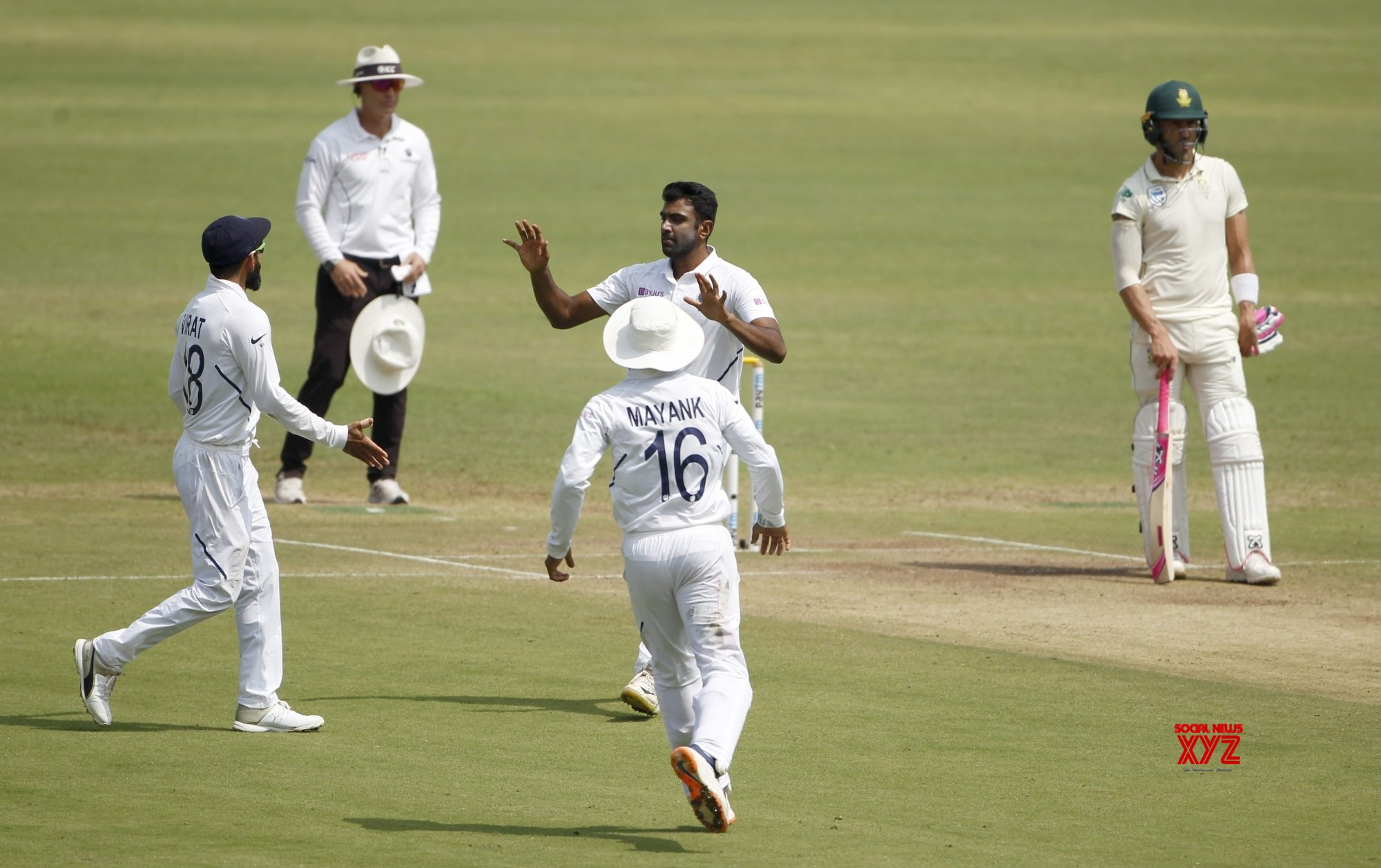 Captain's call on follow-on, depends on bowlers' recovery: Ashwin