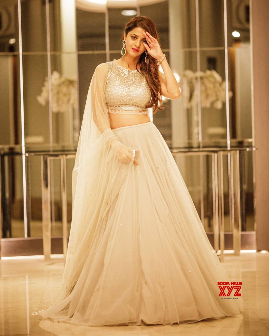 Actress Vedhika Super Elegant Stills From Kuala Lumpur