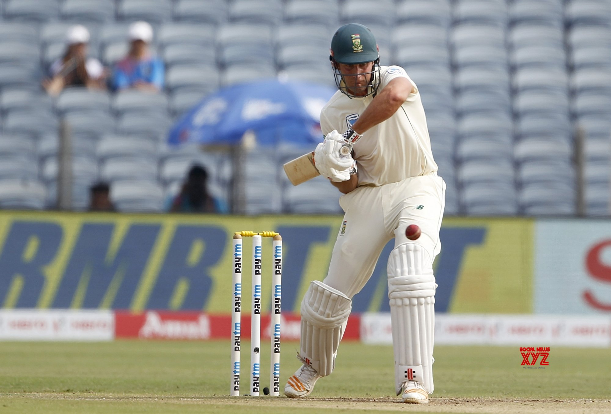 Pune: 2nd Test - India Vs South Africa - Day 3 (Batch - 4) #Gallery
