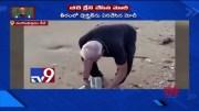 PM Modi plogging at beach in Mamallapuram - TV9 [HD] (Video)