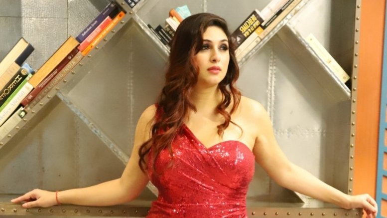 Vahbiz Dorabjee sheds 13 kilos for web series