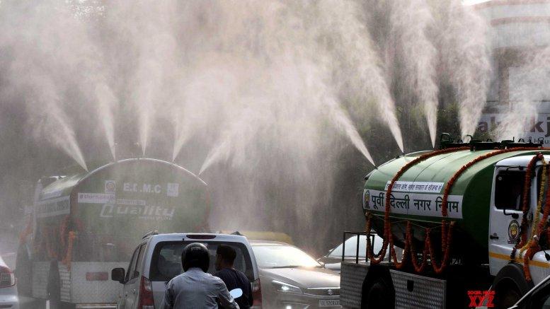 Diwali night saw sudden change in pollution level