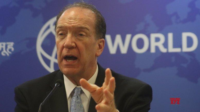 World Bank chief highlights 'tragic reversal' in development amid pandemic