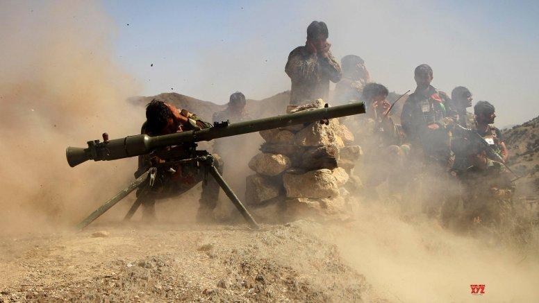 8 dead in Afghan airstrike amid US-Taliban peace efforts