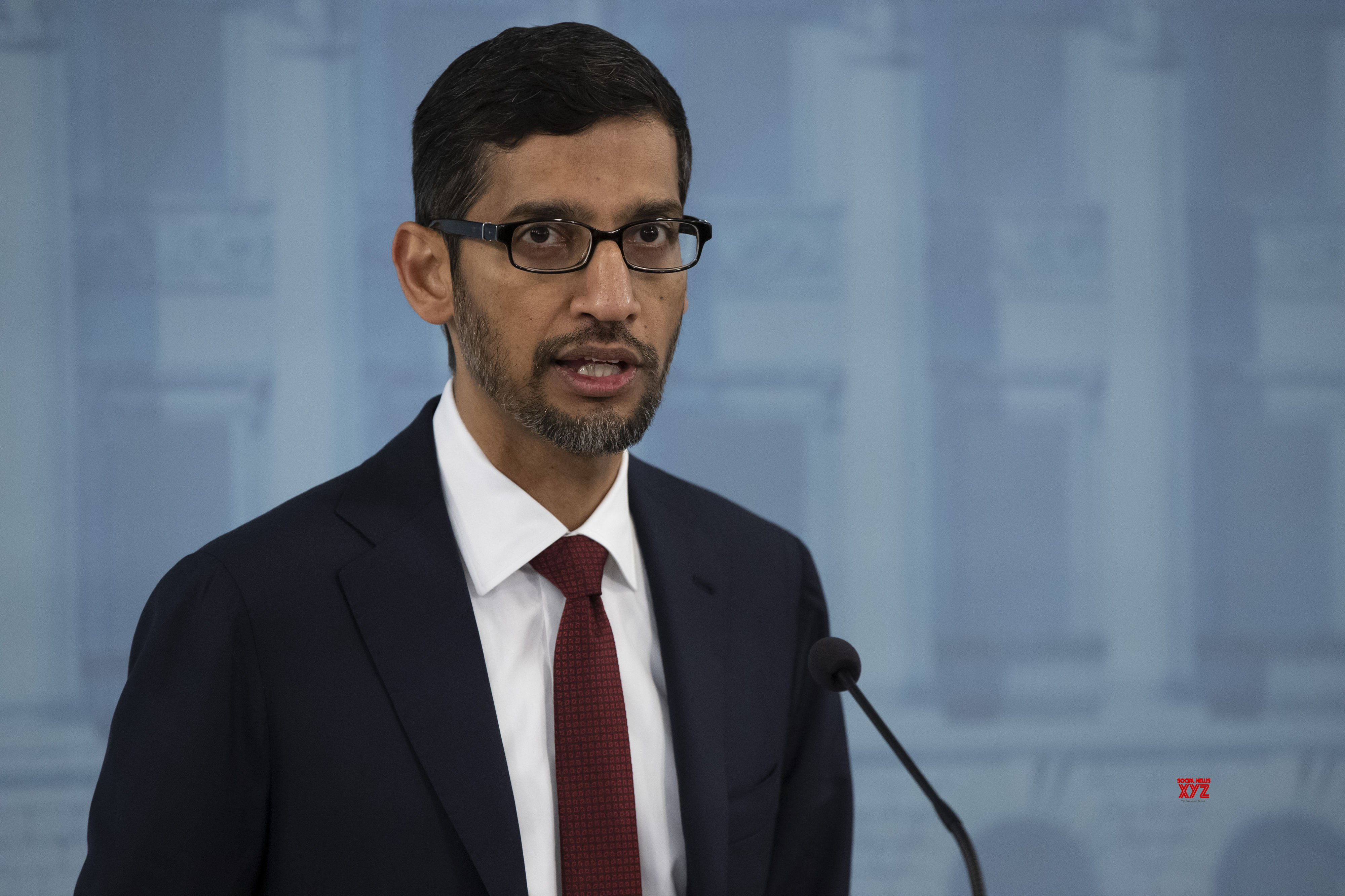 Pichai becomes Alphabet CEO as Google co-founders step down