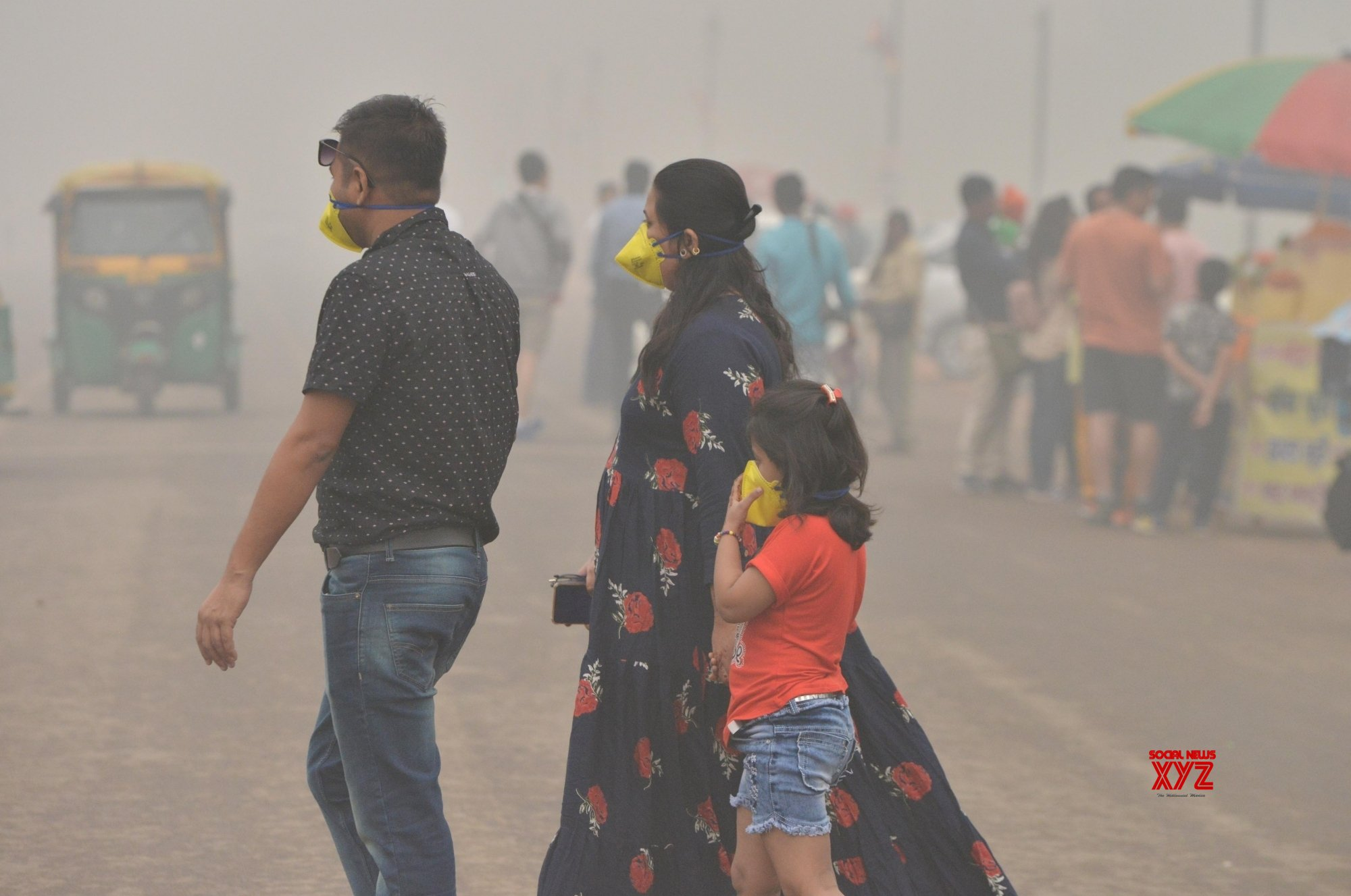 Air pollution may drive upcoming Delhi assembly polls