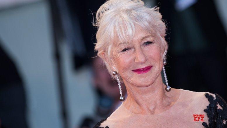 Helen Mirren: Flattering to be mistaken as Keanu Reeves' girlfriend