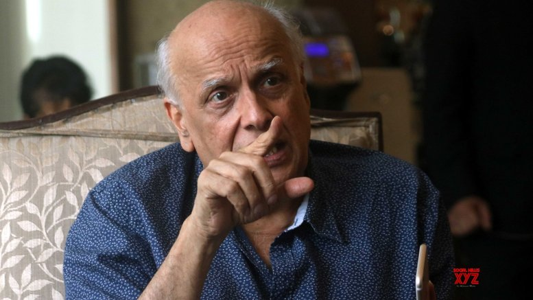Don't impose your language on people: Mahesh Bhatt