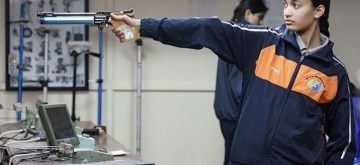 Chinki Yadav 11th Indian shooter to qualify for Tokyo Olympics.