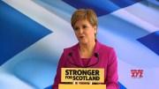 Sturgeon: Vote for SNP a vote 'to escape Brexit' (Video)