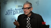The World According To Jeff Goldblum  || Jeff Goldblum Generic Interview || #SocialNews.XYZ  (Video)