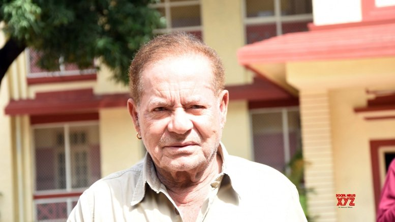 Build a school for us on 5-acre land in Ayodhya: Salim Khan