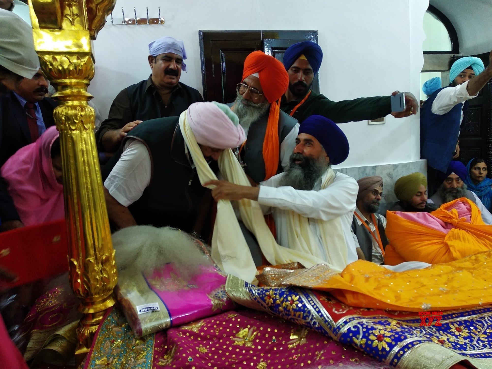 Kartarpur: Gurdwara Darbar Sahib - Amarinder Singh #Gallery