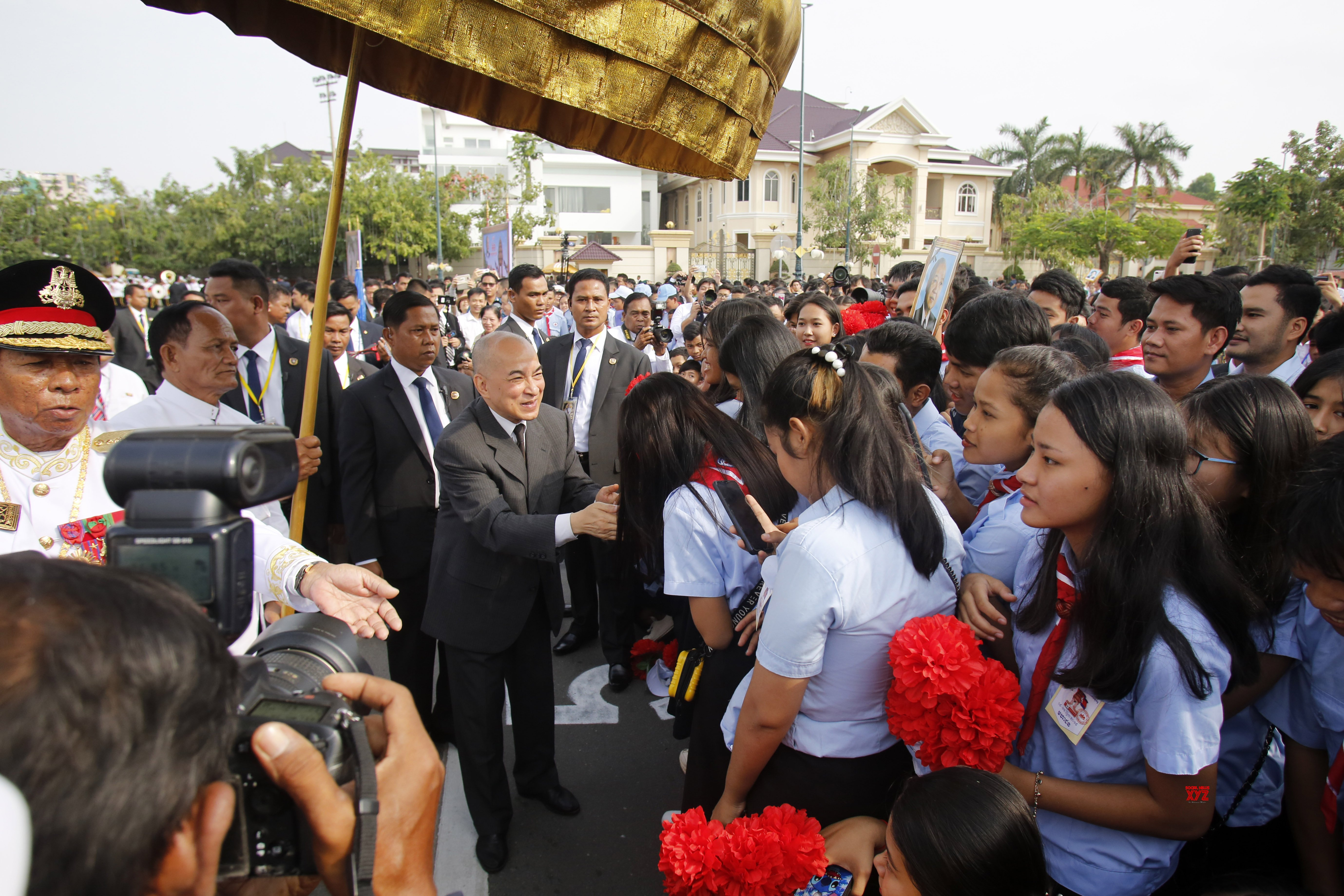CAMBODIA - PHNOM PENH - INDEPENDENCE DAY - CELEBRATION #Gallery