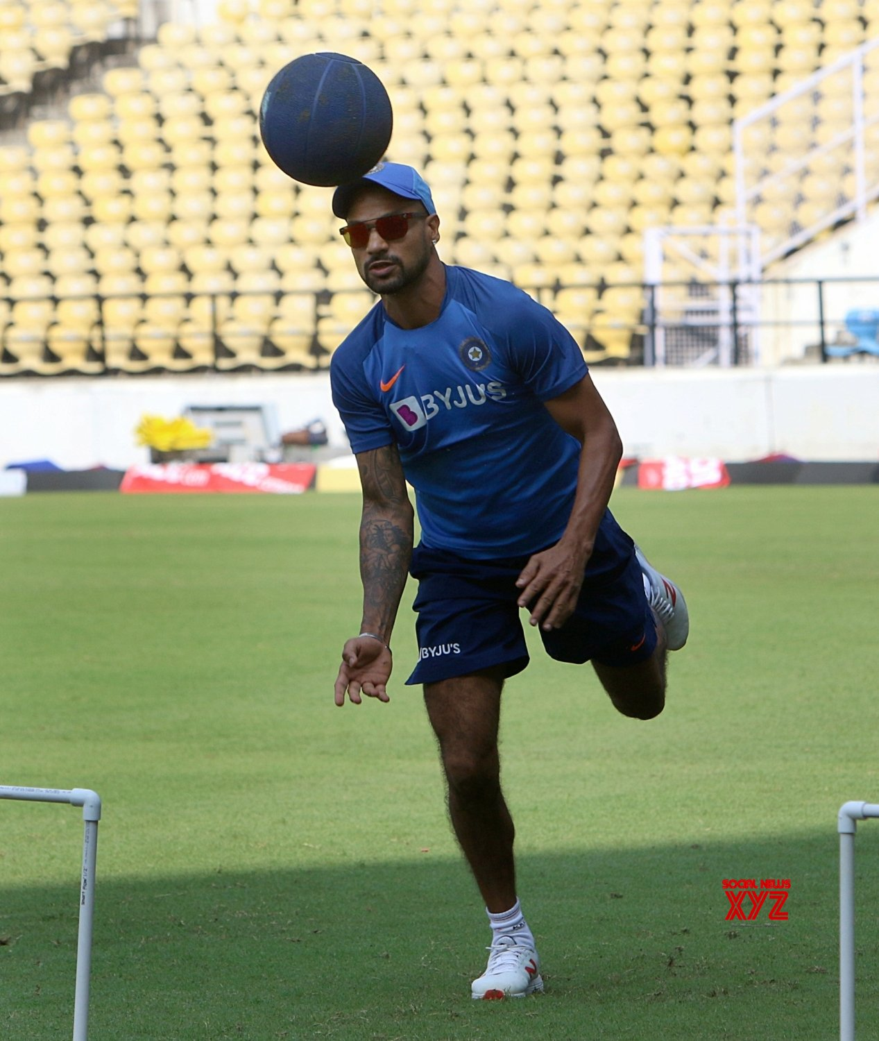 Nagpur: India practice session (Batch - 4) #Gallery