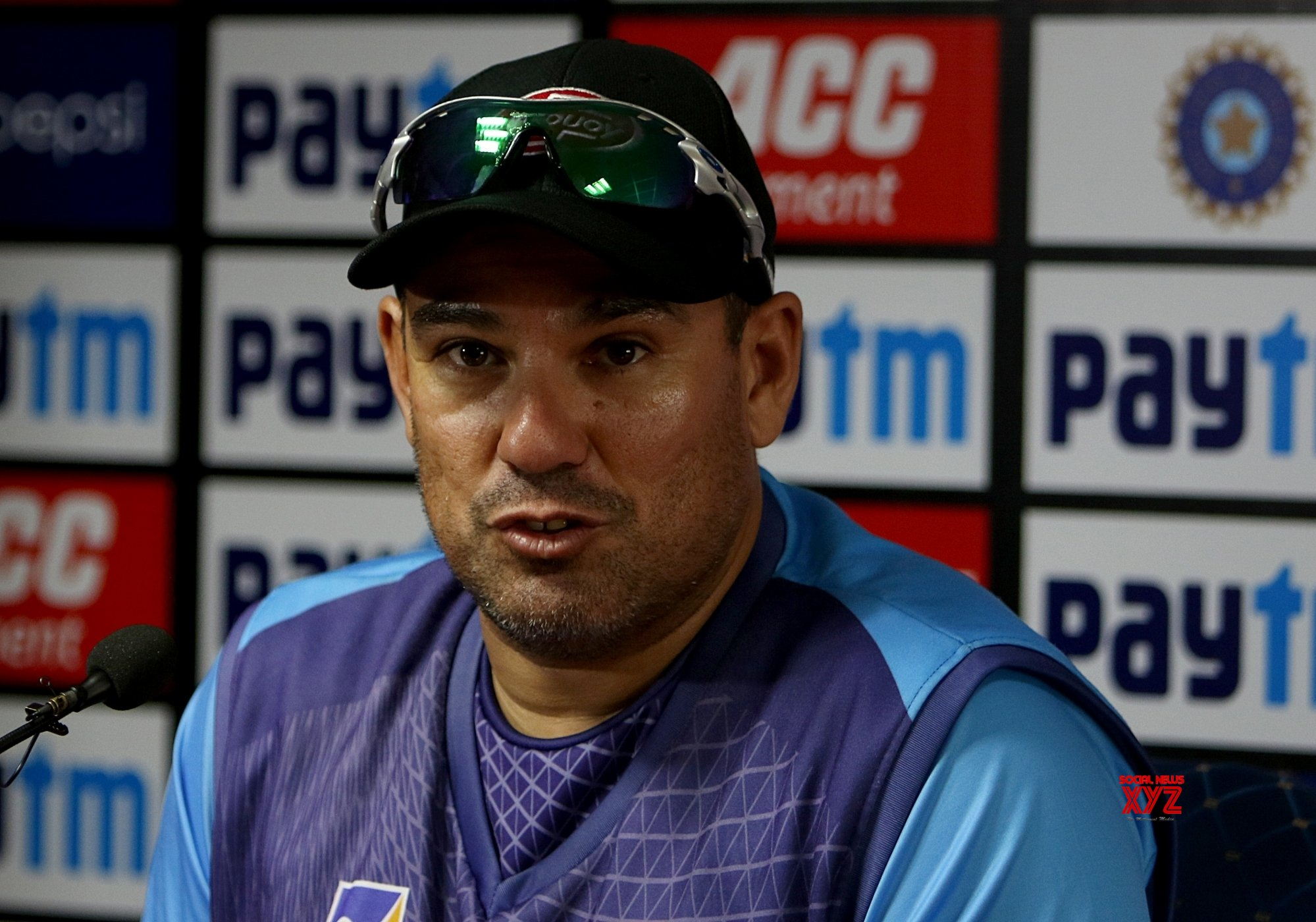Nagpur: Russell Domingo's press conference #Gallery