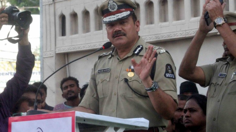 Maoist frontal groups behind Hyderabad violence: Police