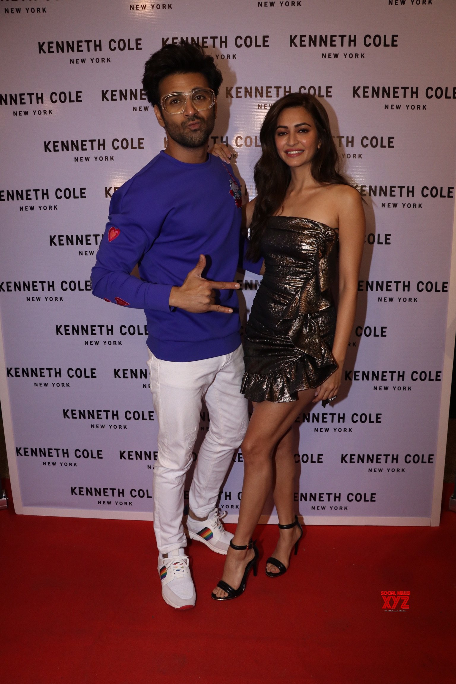 Pulkit Samrat And Kriti Kharbanda At Kenneth Cole Store Launch In Mumbai - Gallery