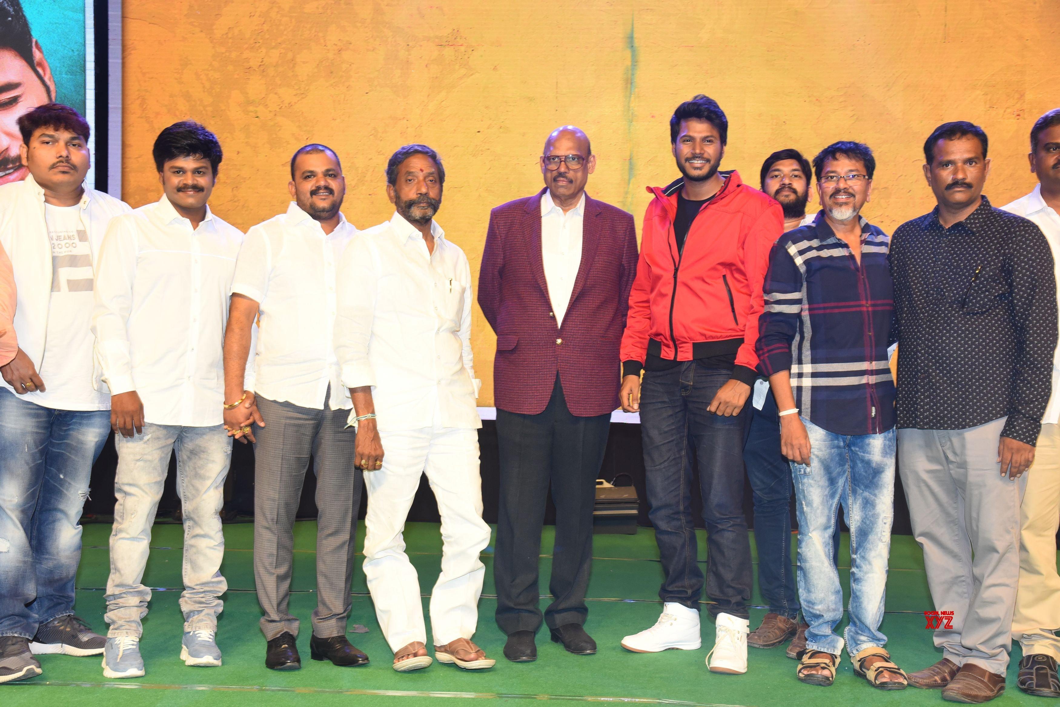 Tenali Ramakrishna BABL Movie Pre Release Event Main Group HD Gallery