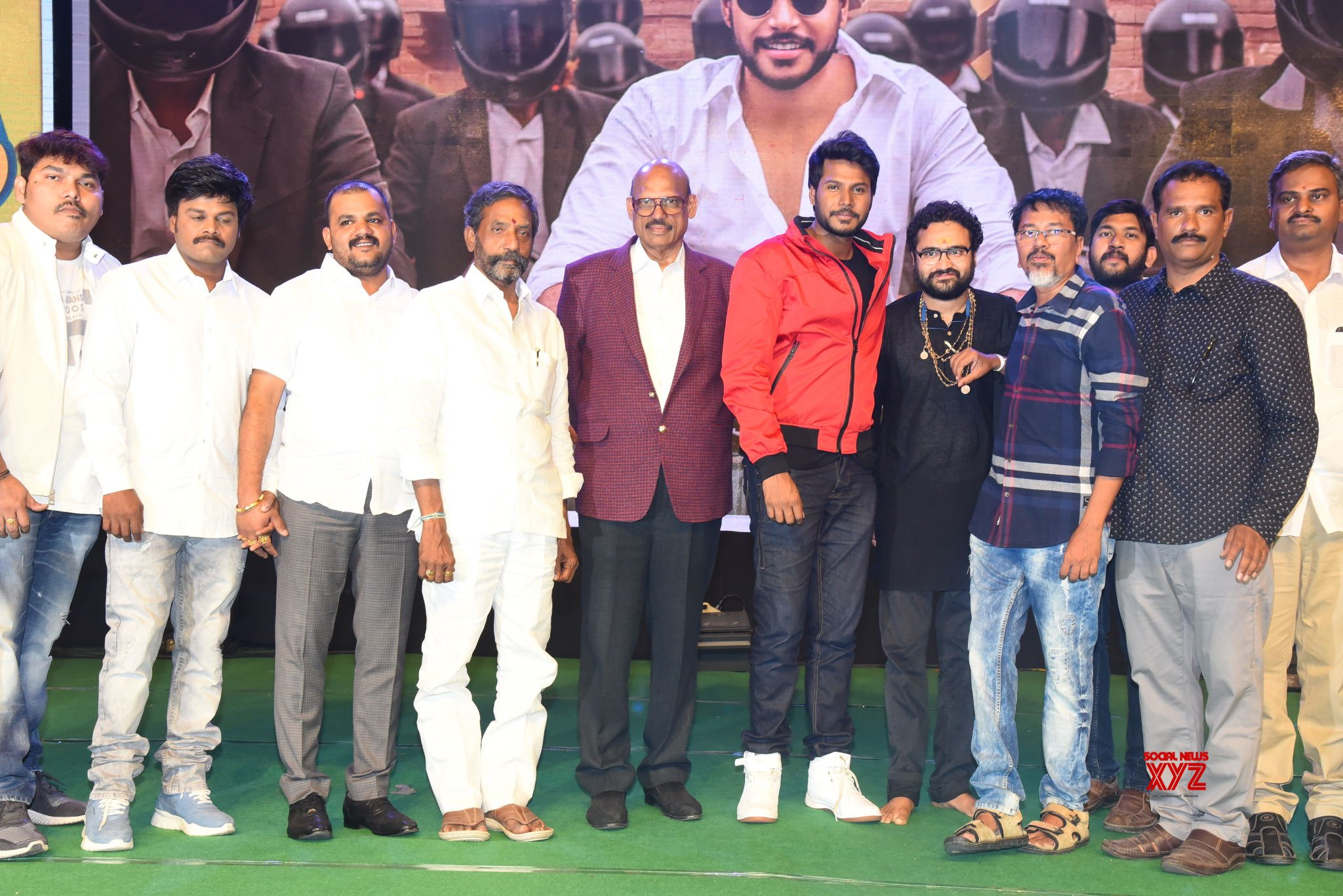 Tenali Ramakrishna BABL movie  pre-release event Held in grand style at STBC College Grounds in Kurnool