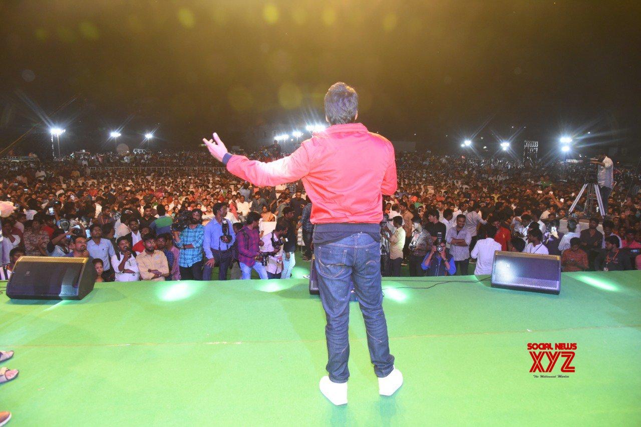 Tenali Ramakrishna BABL Movie Pre Release Event Stills From STBC College Grounds In Kurnool