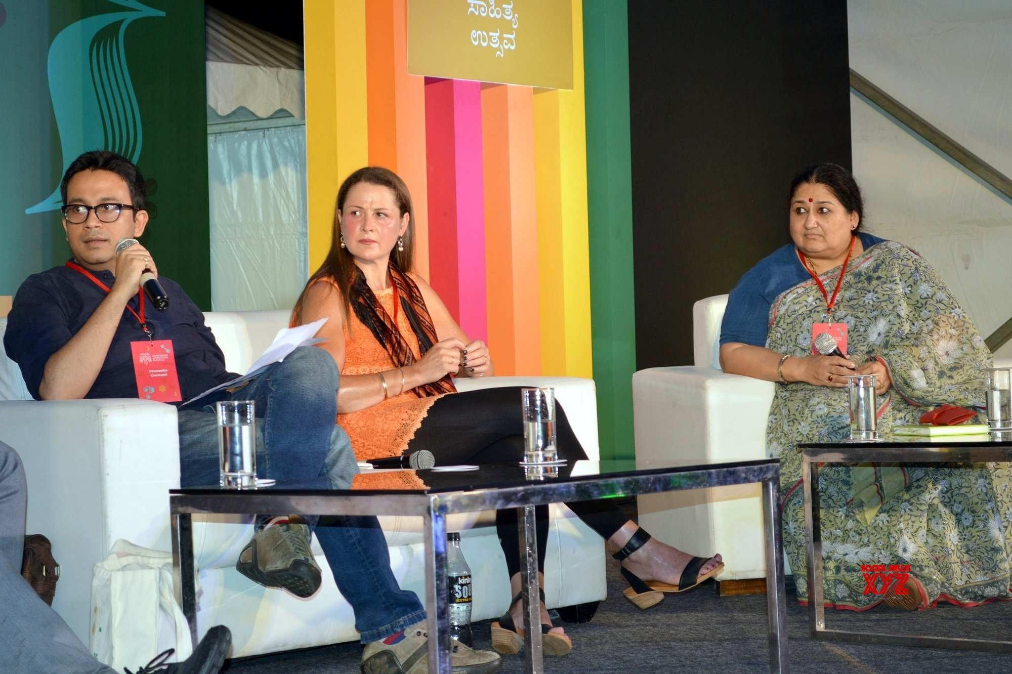Bengaluru: Shubha Mudgal at Bangalore Literature Festival 2019 #Gallery