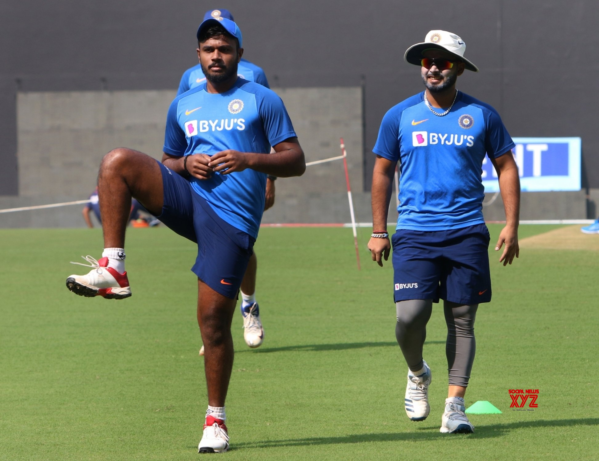 Nagpur: India practice session (Batch - 3) #Gallery