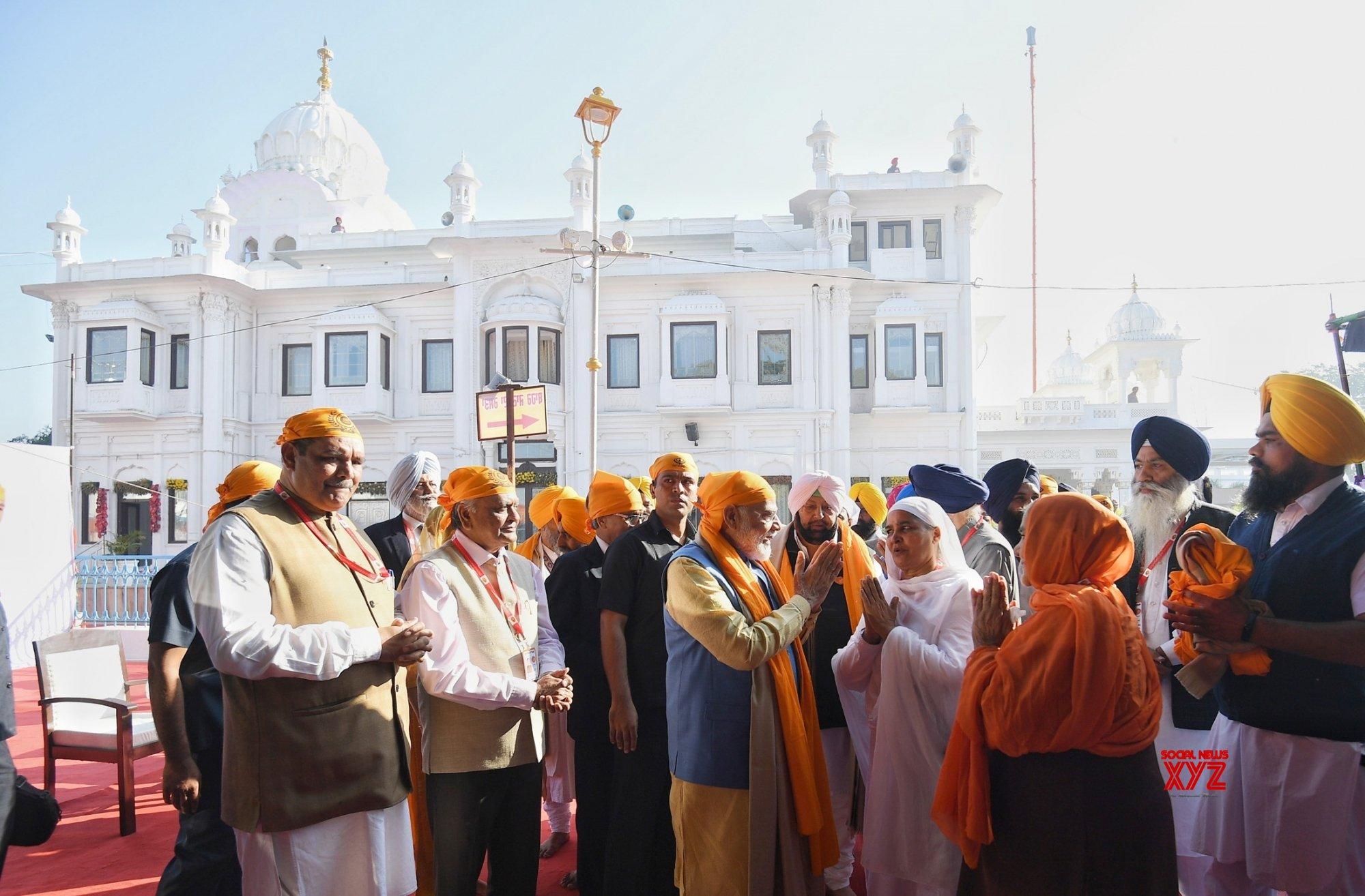Sultanpur Lodhi: PM Modi visits Ber Sahib Gurudwara in Punjab (Batch - 3) #Gallery
