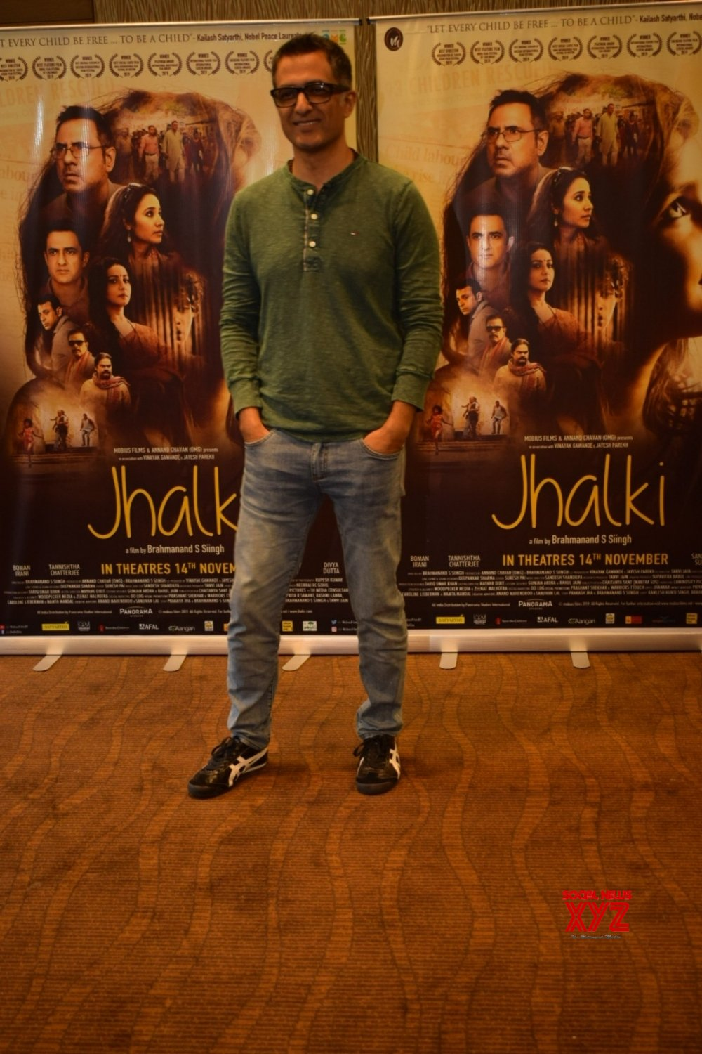 "New Delhi: Film ""Jhalki"" promotions #Gallery"